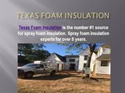 Texas Foam Insulators