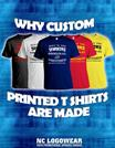 Why Custom Printed T Shirts Are Made