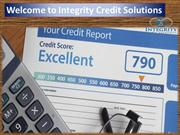 Welcome to Integrity Credit Solutions