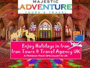 Majestic Adventure Tours & Travel - Persian Tour Specialist in UK