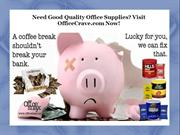 Need Good Quality Office Supplies? Visit OfficeCrave.com Now!