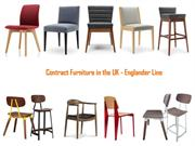 Contract Furniture in the UK - Englander Line