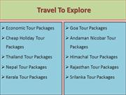 Go for Holidays with Incredible Rajasthan Tour Packages