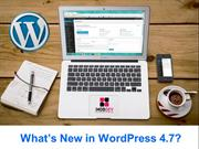 What's New in WordPress 4.7, Release Date & More