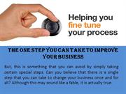 The One Step You Can Take To Improve Your Business