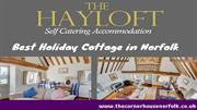 Self Catering Accommodation Norfolk