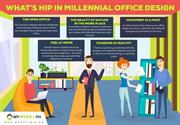 What's Hip in Millenial Office Design
