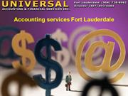 Accounting Services Fort Lauderdale