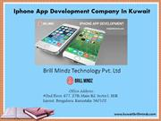 iphone Application Development Companies in Kuwait