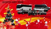 Houston Party buses PPT