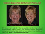 Full Mouth Restoration in Peoria, AZ