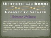 Tennis Elbow Pain Management by Ultimate Wellness Center