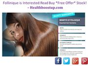 Follinique  - Does it Really Regrow Hair?