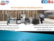 Home Appliances Repairing Services in Mayur Vihar Phase 3