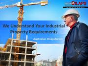 We Understand Your Industrial Property Requirements
