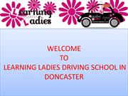 LEARNING LADIES SPECIALIST DRIVING SCHOOL IN DONCASTER (1)
