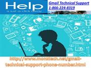 Gmail Technical Support Number 1-866-224-8319.for Gmail issues