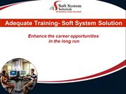 Effective training Institute for best Career option