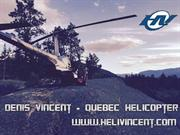 Denis Vincent - Quebec Helicopter