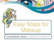 Easy Steps for Makeup