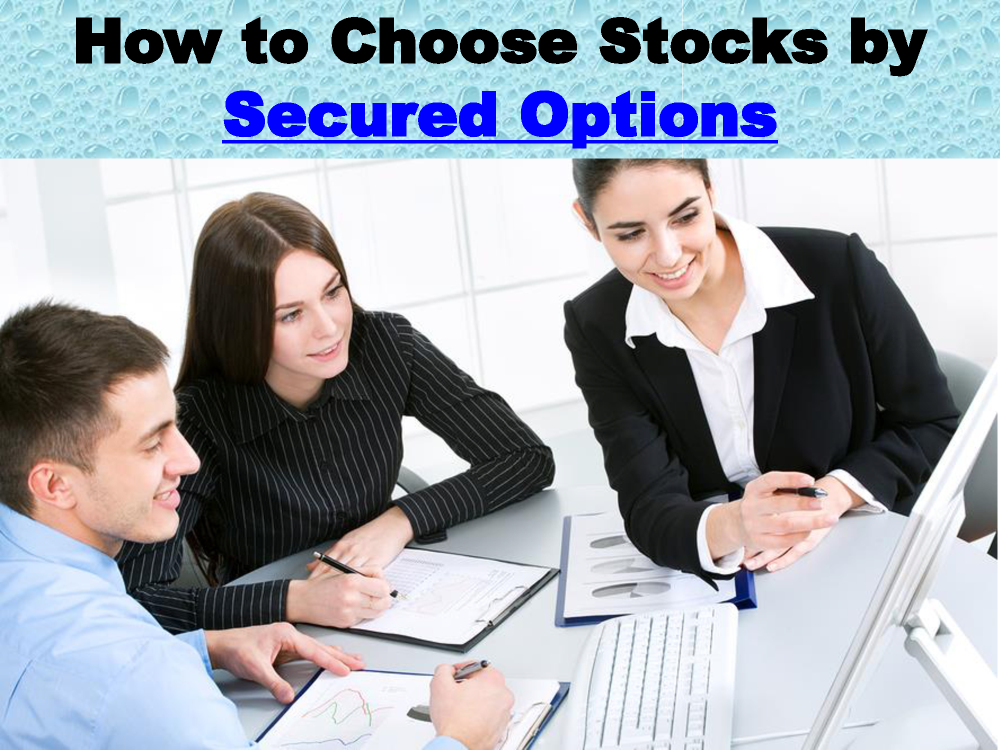 How to pick stock options