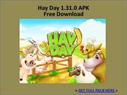 Hay Day 1.31.0 APK + CHEAT FREE DOWNLOAD