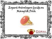 Expert Astrologers Guide on Manglik Dosh