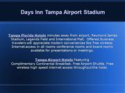Tampa Airport Hotels,