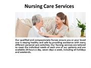 Nursing Care | Nursing Care Services