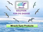 Solution For Eye Disease