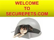 Best dog house with ac for your pets at securepets.com