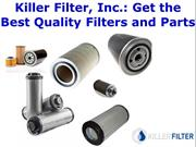 Killer Filter, Inc.: Get the Best Quality Filters and Parts