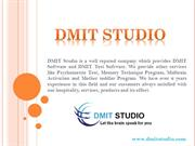 DMIT Test Software - DMITStudio