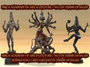 BIRLA ACADEMY OF ART & CULTURE – NO 1 IN TERMS OF SALES