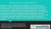 Mortgage Lead Generation Services - Wealthify