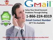 Gmail Contact number 1-866-224-8319 For Gmail Account Fixes