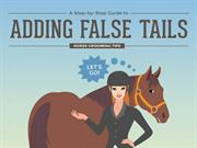 Horse Grooming Tips: Adding False Tails