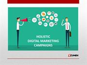 Digital marketing campaigns for brands