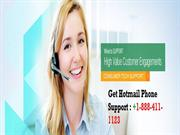Hotmail Customer Support 1888-411-1123 Number USA