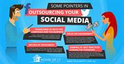 Some pointers in Outsourcing your Social Media