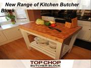 Marvalous Quality of Butcher Block Cutting Board in Hickory