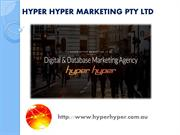 Notch-Up Your Database Marketing Game With Hyper Hyper Marketing by Yo