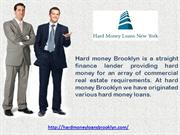 Hard Money Loan Brooklyn