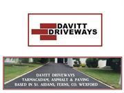 Find The Most Trustable Driveways Installer in Wicklow & Wexford