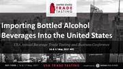 Importing bottled alchohol beverages into the USA