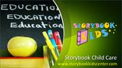 Enroll Your Children  In Storybook Child Care