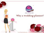 Why a wedding planner?