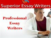 Get Professional Writing Services And Custom Writing Services
