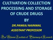 3. CULTIVATION COLLECTION