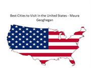 Best Cities to Visit in the United States - Maura Geoghegan LAPD